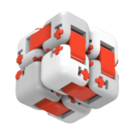 Кубик-конструктор Xiaomi Mi Bunny Fingertips Blocks