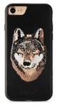 Пластиковый чехол с вышитым рисунком Santa Barbara Flower Animals Series для iPhone 8 / iPhone 7 черный