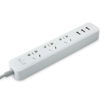 Удлинитель Xiaomi Mi Power Strip 3 Sockets розетки + 3 USB порта белый
