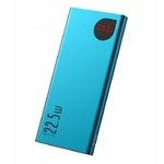 Внешний аккумулятор Baseus Adaman Metal Digital Display Quick Charge Power Bank 22.5W 10000 мАч зеленый (PPIMDA-B06)