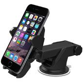 Автомобильный держатель Onetto Car&Desk Mount Easy One Touch 2 на торпеду для телефонов черный (GP10&SM5)