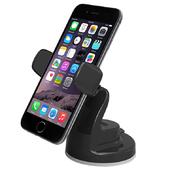 Автомобильный держатель Onetto Car&Desk Mount Easy View 2 на торпеду для телефонов черный (GP4&SM6)