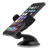 Автомобильный держатель Onetto Easy Flex III Car&Desk Mount на торпеду для телефонов черный (GP2&ST2)