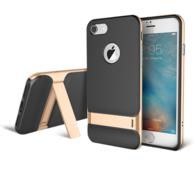 Чехол Rock Royce Kickstand с подставкой для iPhone 8 / iPhone 7 золотой