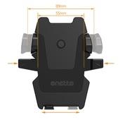 Автомобильный держатель Onetto Vent Mount Easy One Touch в воздуховод для телефонов черный (VM2&SM5)
