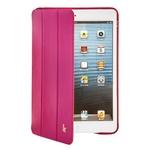 Кожаный чехол Koweida Excelent для iPad mini Retina / iPad mini ярко-розовый