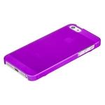 Накладка пластиковая XINBO для iPhone SE / iPhone 5S / iPhone 5 фиолетовая