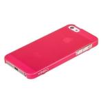 Накладка пластиковая XINBO для iPhone SE / iPhone 5S / iPhone 5 розовая