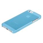 Накладка пластиковая XINBO для iPhone SE / iPhone 5S / iPhone 5 голубая