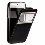 Чехол Melkco для iPhone SE / iPhone 5S / iPhone 5 Leather Case Jacka ID Type черный