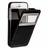 Чехол Melkco для iPhone SE / iPhone 5S / iPhone 5 Leather Case Jacka ID Type черный