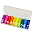 Батарейки алкалиновые Xiaomi Rainbow ZI5 типа AA (уп.10 шт.)