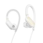 Беспроводные наушники для спорта с регулировкой громкости Xiaomi Sport Bluetooth Mini белые (YDLYEJ02LM)