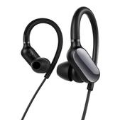 Беспроводные наушники для спорта с регулировкой громкости Xiaomi Sport Bluetooth Mini черные (YDLYEJ02LM)