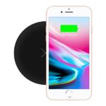 Беспроводное зарядное устройство Momax Q.Pad X Ultra Slim Wireless Charger черное (UD6)