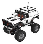 Умный конструктор внедорожник Xiaomi Mi Intelligent Building Blocks Four-wheel Drive (YYSQC01IQI)
