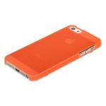 Накладка пластиковая XINBO для iPhone SE / iPhone 5S / iPhone 5 оранжевая
