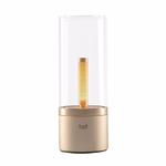 Интерьерная лампа Xiaomi Yeelight Candella Ambient Lamp золотая (YLFW01YL)