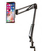 Универсальный настольный держатель Rock Flexible Tablet Holder черный (RPH0895)