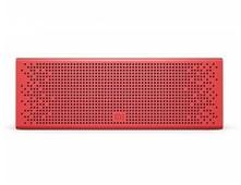Портативная Bluetooth колонка Xiaomi Mi Bluetooth Speaker красная (MDZ-15-DA)