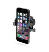 Автомобильный держатель Onetto One Touch Mini Air Vent Mount в воздуховод для телефонов черный (VM2&SM9)