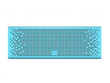 Портативная Bluetooth колонка Xiaomi Mi Bluetooth Speaker голубая (MDZ-15-DA)