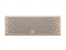 Портативная Bluetooth колонка Xiaomi Mi Bluetooth Speaker золотая (MDZ-15-DA)