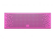 Портативная Bluetooth колонка Xiaomi Mi Bluetooth Speaker розовая (MDZ-15-DA)