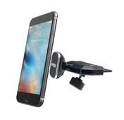 Магнитный автомобильный держатель Onetto CD Slot Mount Easy Magnetic в CD-Rom для телефонов черный (CS2&EM2)