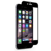 """Защитное стекло Glass Pro на весь экран для iPhone 6S Plus / iPhone 6 Plus (5.5"""") черное"""