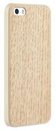 Чехол Ozaki O!coat 0.3+Wood для iPhone SE / iPhone 5S / iPhone 5 белый дуб (OC545WO)