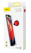 Защитное стекло Baseus Rigid-edge curved-screen Tempered Glass Screen Protecor для iPhone XR (SGAPAPH61-AJG01)