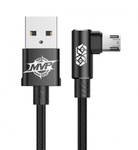Кабель Baseus MVP Elbow Type Cable Micro USB 1.5A 2 метра черный (CAMMVP-B01)