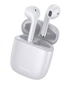 Беспроводные наушники Baseus Encok W04 Pro True Wireless Earphones белые (NGW04P-02)