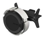 Магнитный автомобильный держатель Ppyple AirView M для телефонов в воздуховод черный