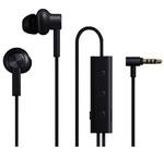 Наушники Xiaomi Mi Noise Cancelling Earphones черные (JZEJ02JY)