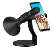 Беспроводной караоке-микрофон Momax K-MIC PRO Bluetooth Karaoke Microphone черный (IM2)