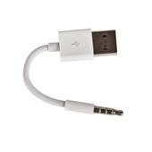 Короткий кабель iPod Shuffle to USB 10 см