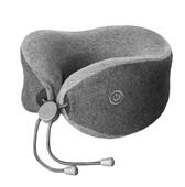 Подушка с массажером Xiaomi LeFan Comfort-U Pillow Massager серая (LR-S100)