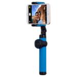 Комплект 2 в 1 монопод + трипод Momax Selfie Hero Selfie Pod 100 см голубой (KMS7)