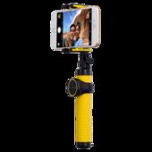 Комплект 2 в 1 монопод + трипод Momax Selfie Hero Selfie Pod 100 см желтый (KMS7)