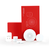 Комплект умного дома Xiaomi Mi Smart Home Security Kit (YTC4023CN)