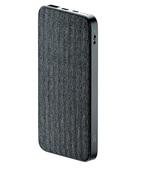 Внешний универсальный аккумулятор Xiaomi ZMI Mobile Power Bnak 10000 мАч (Quick Charge 3.0) серый (QB910)