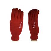 Перчатки iGlove для сенсорных экранов для iPhone / iPod / iPad / Android красные
