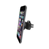 Магнитный автомобильный держатель Onetto Easy Clip Vent Magnet Mount в воздуховод для телефонов черный (VM2&EM2)