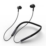Беспроводные наушники для спорта с регулировкой громкости Xiaomi Mi Bluetooth Collar Earphones черные