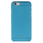 Чехол накладка XINBO для iPhone 6S / iPhone 6 голубая