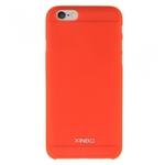 Чехол накладка XINBO для iPhone 6S / iPhone 6 оранжевая