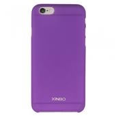 Чехол накладка XINBO для iPhone 6S / iPhone 6 фиолетовая