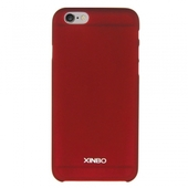 Чехол накладка XINBO для iPhone 6S / iPhone 6 бордовая